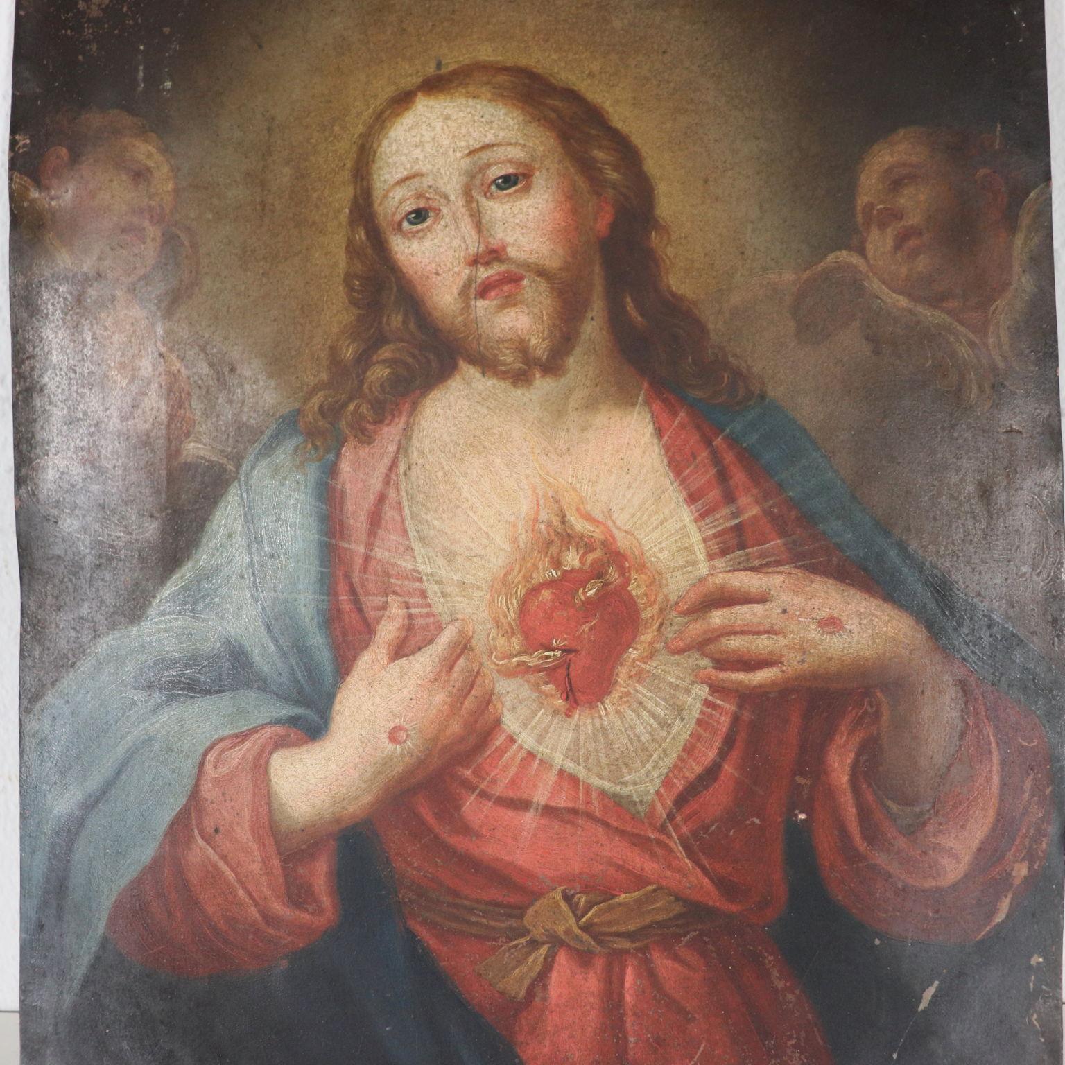 """Monastero Matris Domini Lectio """"Sacratissimo Cuore di Gesù ..."""