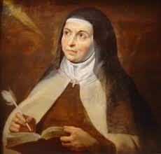 Risultati immagini per S. Teresa d'Avila