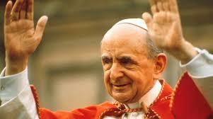 Risultati immagini per Papa Paolo VI,