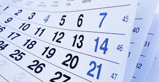 Risultati immagini per calendari